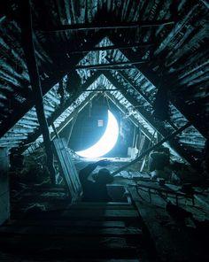 Private Moon :: Leonid Tishkov
