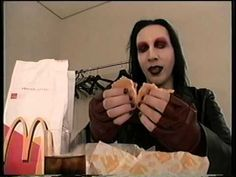 Marilyn Manson INTERVIEW on MTV Diary 2000 - YouTube