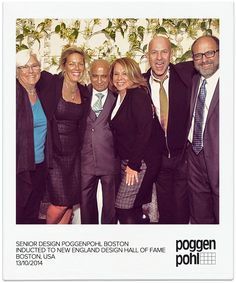 Senior Design Poggenpohl Boston Inducted to New England Design Hall of Fame BOSTON, USA