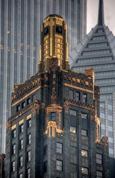 Carbide building Chicago
