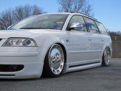 Slammed VW Passat Wagon | 2003 w8 4motion, 87 QSW quantum(RIP), 98 jetta TDI, b5.5 4motion(SOLD ...