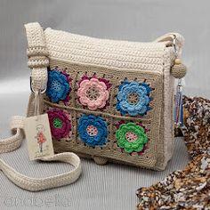 Anabelia Handmade: Funda de crochet para móvil y llavero a juego