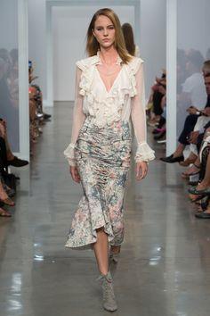 Zimmermann Spring 2017 Ready-to-Wear Fashion Show
