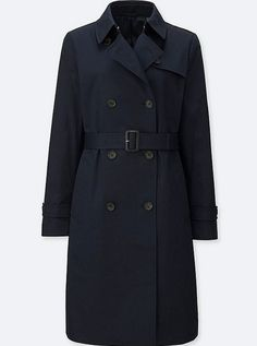 Macs and trenches look smart and professional, and if you buy a size up are great for over a suit. Read my post on the 3 of best Uniqlo items this winter - http://www.lizzieedwards.com/personalstylistblog/3-of-the-best-uniqlo