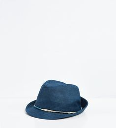Straw hat-Collection-BOY | 4 - 14 years-NEW IN | ZARA United States