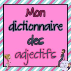 This alphabetized list of over 200 adjectives will be a perfect reference for all of your French students.  Includes less-known colors and over 40 nationalities!
