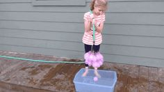 This Genius Dad Figured Out How To Fill 100 Water Balloons In One Minute