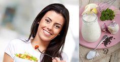 Recept na chutný a zdravý dresing, vhodný pri chudnutí! Russian Recipes, Polish, Vitreous Enamel, Nail, Nail Polish, Nail Polish Colors