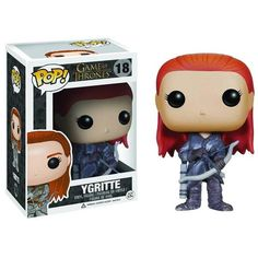 [Game Of Thrones: Pop! Vinyl Figure: Ygritte (Product Image)]