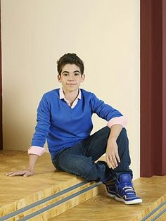I love Cameron Boyce so much and his acting