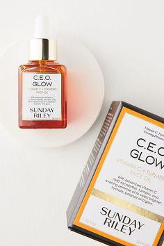 Sunday Riley C.E.O. Glow Oil, 1.18 oz. | Face Oil