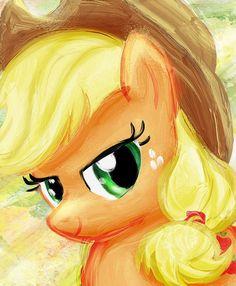 Applejack - My Little Pony Friendship is Magic Art Print Poster My Little Pony Fotos, My Little Pony Poster, Imagenes My Little Pony, My Little Pony Drawing, My Little Pony Pictures, Blastoise Pokemon, Unicornios Wallpaper, My Little Pony Applejack, My Little Pony Wallpaper