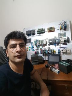 #PLC & #Industrial #Automation  #Education in #gorgan #City Kalman Filter, Electrical Wiring Colours, Plc Programming, Electronic Circuit Projects, House Wiring, Industrial, Education, Cnc, Trainers