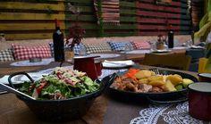 Θεσσαλονίκη: 10 μαγαζιά με υπέροχες αυλές | TouristikosOdigos.com