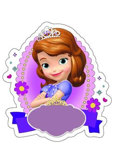 Thank you for coming to my Birthday Party and making it a magical day. Princess Sofia Cake, Princess Sofia Birthday, Princess Sofia The First, Unicorn Themed Birthday, Toy Story Birthday, Toy Story Party, Tangled Birthday, Sofia The First Birthday Cake, Happy 2nd Birthday