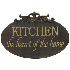 #LGLimitlessDesign and #Contest. Kitchen the Heart of the Home Sign expresses my sentiments of a timeless traditional kitchen. You can fill a kitchen with things, but to make a kitchen the true heart of the home it must be fill with 3 priceless items: family, friends, and love.