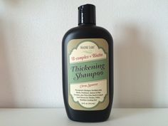 Мои покупки и отзывы на iHerb.com: Шампунь с биотином и В комплексом Thickening Shampoo, Biotin, Personal Care, Beauty, Self Care, Personal Hygiene, Cosmetology