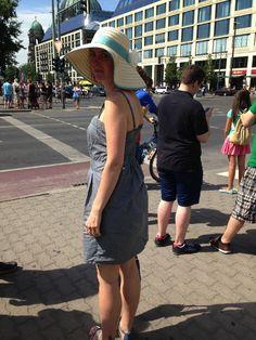 Proyecto 333 - 2013-3 - día 48. Verano de Berlin. La Pamela acaba de incorporarse en mi armario como prenda 32.