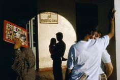Alex Webb © MagnumMEXICO. Nuevo Laredo, Tamaulipas. 1996