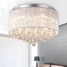 Lustres en cristal sur pinterest lampadaires for A la mode salon atlanta