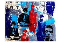 Bobby Hill Bob Dylan Art Poster