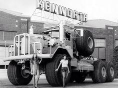 Kenworth 1959 963 6x6