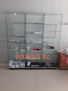 Glass Rack, Bathroom Medicine Cabinet, Lockers, Locker Storage, Furniture, Home Decor, Glass Shelving Unit, Decoration Home, Room Decor