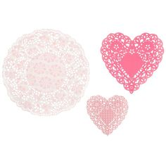 Pack 30 Blondas Rosa Chic http://www.airedefiesta.com/product/6704/0/0/1/1/Pack-30-Blondas-Rosa-Chic.htm