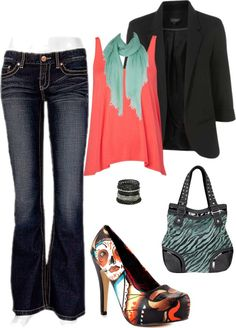 """""""Funky Style"""" by gngrsnapp on Polyvore"""