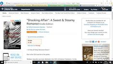 """Flirty & Feisty Romance Blog... """"Shocking Affair"""" is #Amazon #1 #Newrelease #bestseller Read Chapter One for #Free #Romance #Books  """"Shocking Affair"""" is now an Amazon #1 Bestselling New Release!!! I just saw the label on my book! Halleluyah!!! I have not had an Amazon Bestselling New Release in 7yrs of writing romance novels. I'm so thankful to God and to you all. I love you even more now.   Have you got a copy yet? Don't miss reading about my sassy CEO and my rascally janitor."""