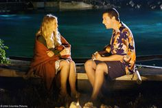 50 First Dates, a ridiculously cute movie