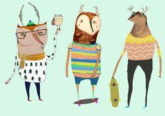 The Coolest Deers.