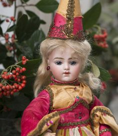 "13"" (33 cm) Very beautiful Antique French Bru bebe doll from Gerard from respectfulbear on Ruby Lane"