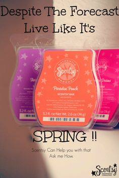 Love like its Spring!! Let Scentsy help!! Http://nicoleluce.scentsy.us