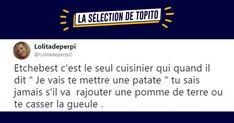 Top 17 des tweets les plus drôles sur Top Chef cest la demi-finale !