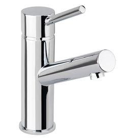Guest bath sink faucet