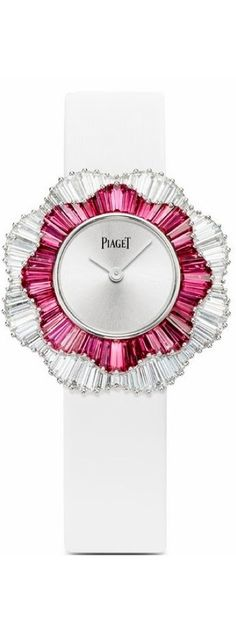Piaget - Pinned by Jacque Reid for The Empress of Gems™