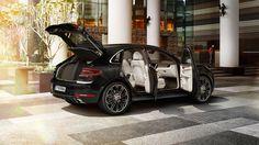Update1 2015 Porsche Macan Turbo and Macan S – Interior/Exterior Photos + Performance Specs