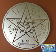 espejo de pentagrama