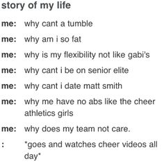 Story of my life. Couldnt describe my life any more..... Why can't I date Matt Smith? < the main problem of my life story