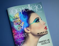 """Check out new work on my @Behance portfolio: """"Magazzine Cover"""" http://on.be.net/1AI8lOq"""