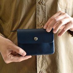 【2017ss新作】STANDARD SUPPLY(スタンダードサプライ)レザーフラップウォレット flap-wallet