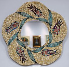 Mozaik sanatı | Türk el sanatları ve hobiler