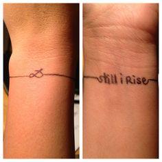 """""""& still i rise"""""""