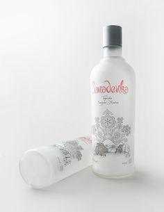 Zapadenka vodka by Yaroslav Shkriblyak at Coroflot.com