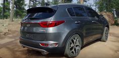 The new Sportage is a a stylish, bolder-than-ever standout in an otherwise utilitarian category.