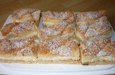 Křehký, lahodný a šťavnatý - Hříšný mrežovník German Cake, Homemade Pastries, Dory, Banana Bread, French Toast, Bakery, Deserts, Cooking Recipes, Sweets