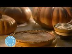 Pumpkin Pie | Martha StewartHow To Bake Pumpkin Pie | Thanksgiving Recipes | Martha Stewart - YouTube