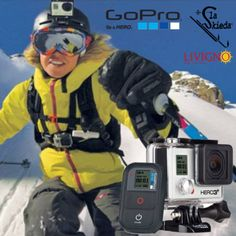 Also #GOPRO is #sponsor at #LASKIEDA! Thank you!