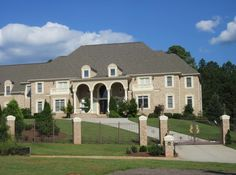 This home located in the sandstone estates community in for Home builders in loganville ga